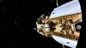 Unboxing, space-style: WATCH Russian cosmonauts enter new ISS lab module Nauka