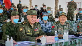 As Russian & Chinese troops carry out major joint exercises, US efforts to break the bond between Moscow & Beijing now seem doomed