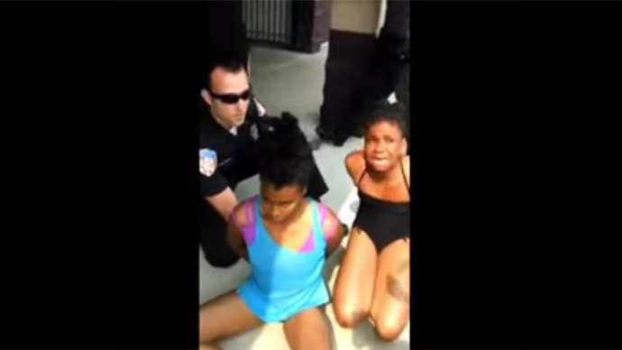 Ohio Cops Accused Of Brutality For Arresting Pregnant