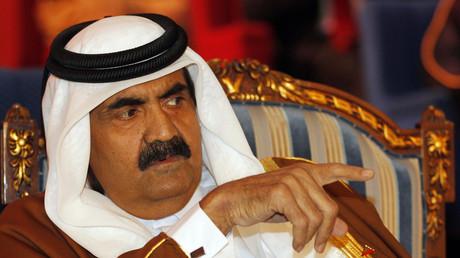 Le cheikh Hamad Khalifa al-Thani a fait un don d'un million d'euros à la commune de Mouans-sartoux.