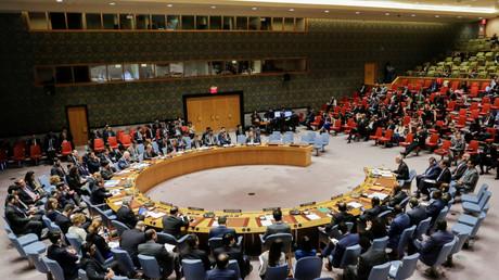 La Russie convoque une réunion d'urgence du Conseil de sécurité de l'ONU
