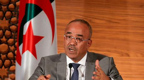 Un nouveau gouvernement nommé en Algérie, six membres reconduits