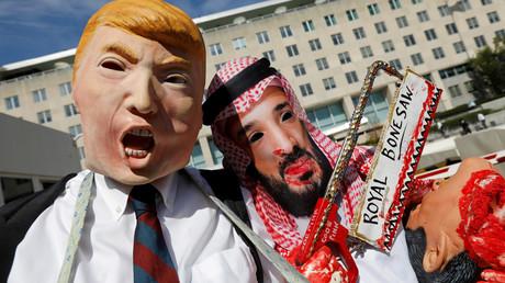 Affaire Khashoggi : certains des meurtriers ont été formés aux Etats-Unis, selon le Washington Post
