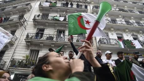 Algérie : vives réactions après l'agression de féministes lors d'une manifestation (VIDEO)