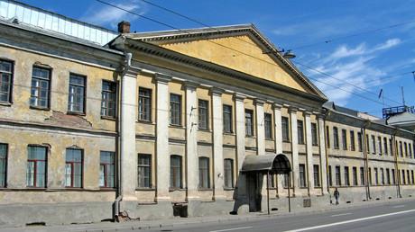 Saint-Pétersbourg : explosion dans une académie militaire, au moins 3 blessés
