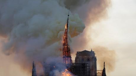 L'outil de lutte contre les fakes news de Youtube fait un lien entre Notre-Dame et le 11 Septembre