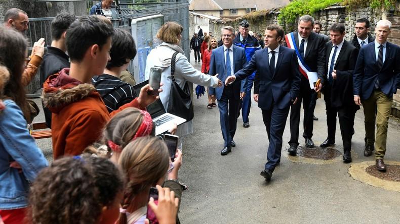 Visite d'Emmanuel Macron à Ornans : une interpellation et des amendes pour des Gilets jaunes