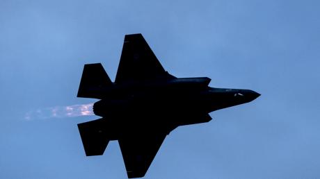 Un avion de chasse israélien F-35 (image d'illustration).