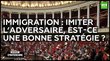 Interdit d'interdire - Immigration : imiter l'adversaire, est-ce une bonne stratégie ?