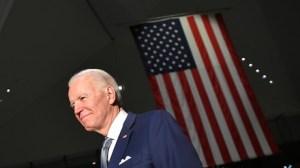 Accusé d'agression sexuelle, le démocrate Joe Biden dément