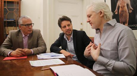 Révélations d'espionnage : «Le procès d'UC Global remet en question l'extradition d'Assange»