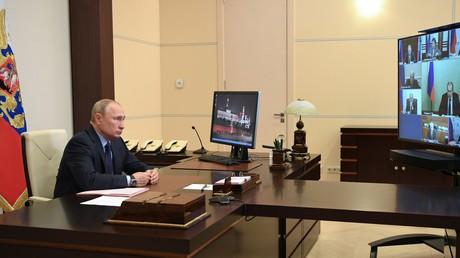 Poutine fixe le référendum constitutionnel russe au 1er juillet