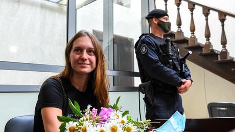Russie : une journaliste écope d'une amende pour «justification du terrorisme»