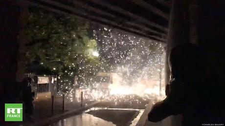 14 juillet, Molotov et mortier d'artifice : des scènes de violence nocturne pour la fête nationale