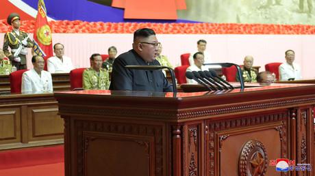 Kim Jong-un défend l'engagement nucléaire de la Corée du Nord