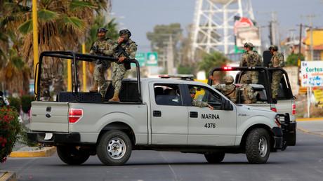 Mexique : arrestation du chef d'un cartel recherché pour «crime organisé et vol de carburant»