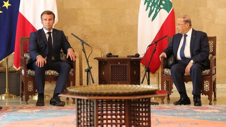 Une pétition réclamant de placer le Liban sous mandat français recueille plus de 59 000 signatures