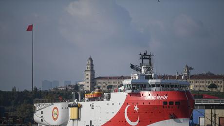 L'Union européenne préoccupée par les tensions entre la Grèce et la Turquie en mer Egée