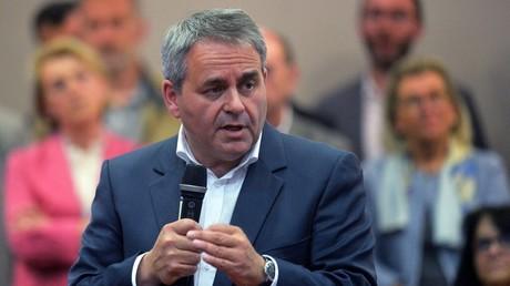 Xavier Bertrand se «prépare» à l'élection présidentielle de 2022