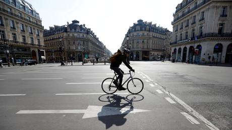 Cyclistes et automobilistes épargnés par le port du masque obligatoire à Paris et dans sa banlieue