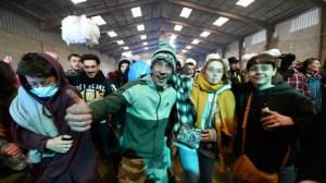 La rave party de Lieuron s'est poursuivie une nouvelle nuit malgré l'implication de Darmanin