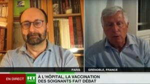 La vaccination fait-elle débat au sein du personnel soignant à l'hôpital ?