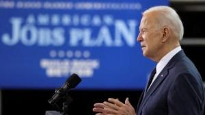 Biden veut augmenter les impôts des entreprises pour financer son giga plan d'infrastructures