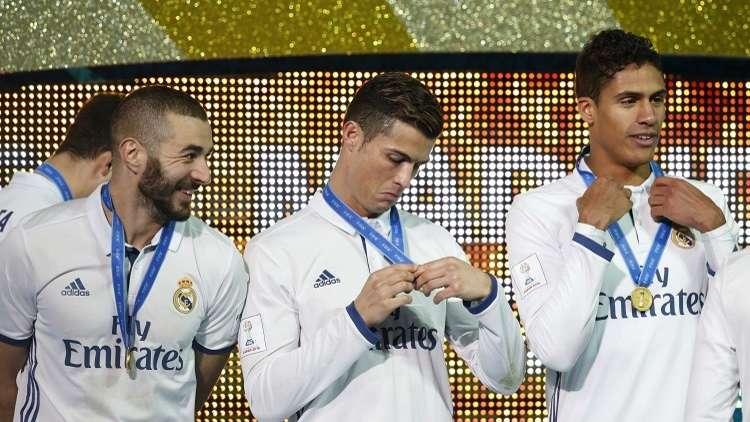 ريال مدريد رفض التفريط بلاعب مقابل ما دفعه يوفنتوس لضم رونالدو