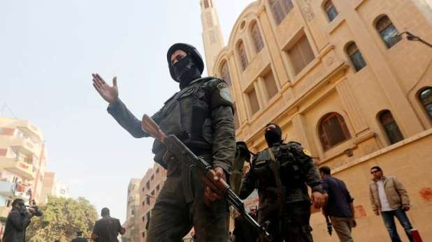 Egypt: Twenty people were killed in a shootout on a bus near the Anba Sámuel Monastery in the Minya Governorship