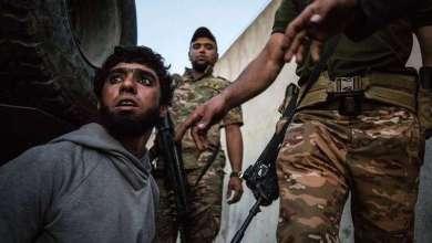بدء إجراءات قانونية بحق أربعة عشر داعشيا فرنسيا العلو العراق 3