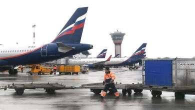 اقتراب بوينغ بريطانية بشكل خطر من طائرة أخرى العلو أحد مطارات موسكو 8