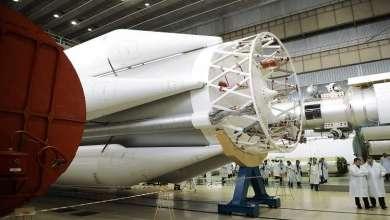 شركة روسية تبيع عشرة صواريخ فضائية 3