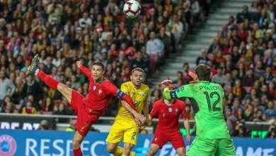 """فيديو.. أهداف ونتائج مباريات اليوم الثاني من الجولة الأولى لتصفيات """"يورو 2020"""" 1"""
