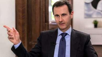 الرئاسة السورية تبدل صورة صفحتها على الفيسبوك أيد ساعات من اعتراف ترامب بسيادة إسرائيل على الجولان 23
