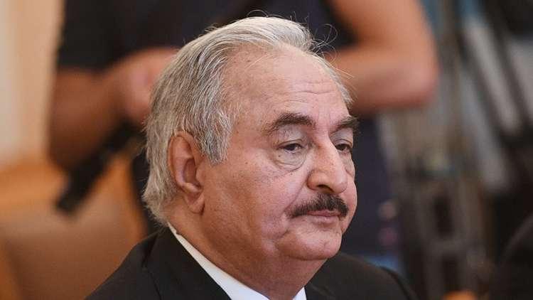 مصادر ليبية: خليفة حفتر يبدأ زيارة رسمية إلى السعودية