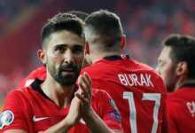 تركيا تكتسح مولدوفا العلو تصفيات يورو 2020 16