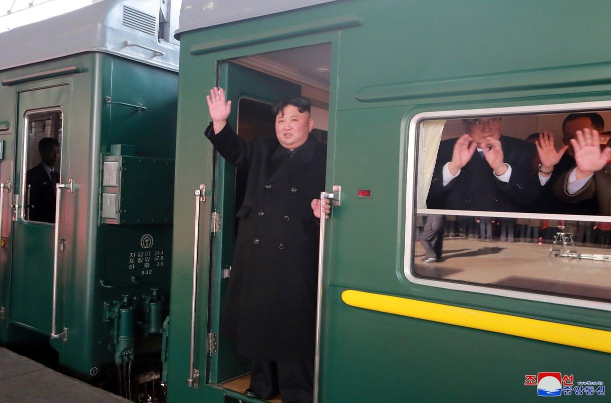زعيم كوريا الشمالية سيطلع على أسطول المحيط  الخامد الروسي