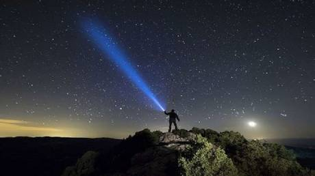 the inhabitants of the earth on a date with a rare astronomical phenomenon will not be repeated until 2021