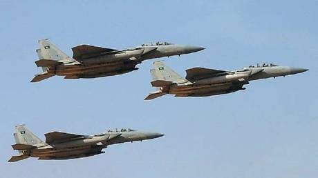 Saudi writer lists the details of a unique air battle between Saudi and Iranian fighter jets!