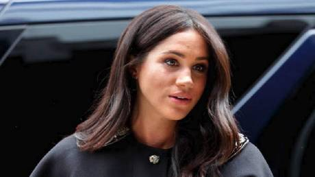 Why did Megan Markle separate from her first husband?
