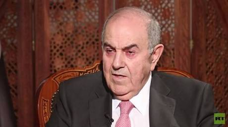 Iyad Allawi: Gaza's missiles are aimed at the Gulf
