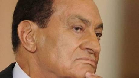 former egyptian president: i tried to improve the relationship with iran