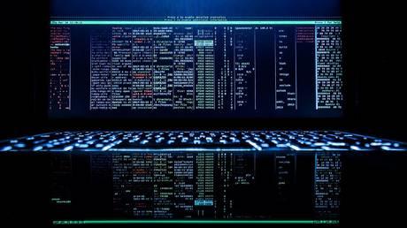 Warnings of a dangerous virus threatening computers in Russia