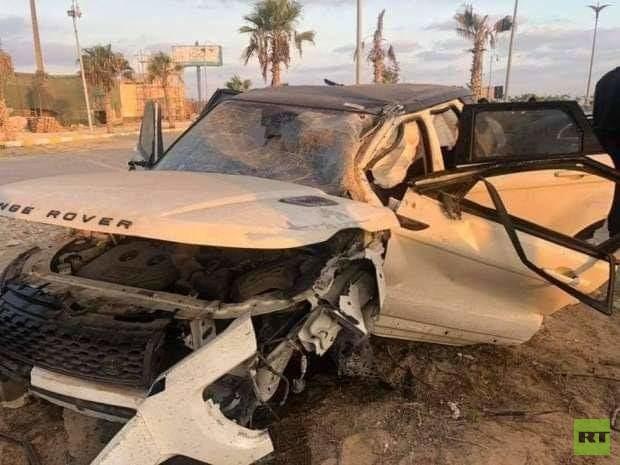 المصري عمرو زكي يتعرض لحادث مروع