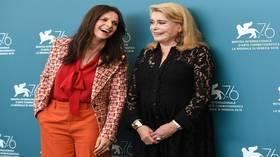 افتتاح مهرجان البندقية السينمائي الدولي الـ76