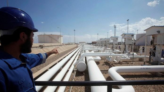 Qatar gas flows to India