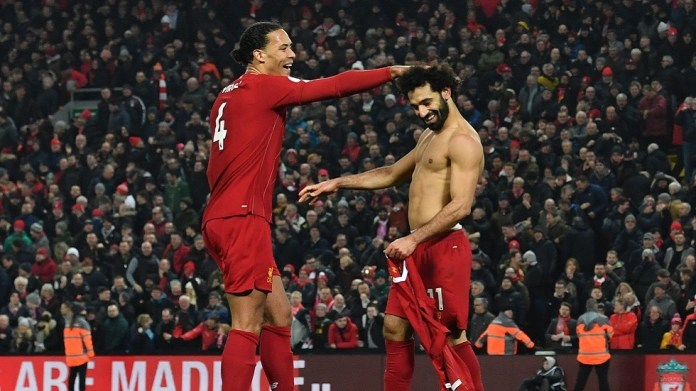 Liverpool faces Wolverhampton tonight to break Thursday's knot and set a record