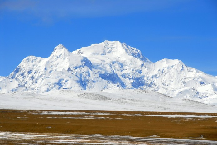 15,000-year-old viruses discovered in Tibetan ice