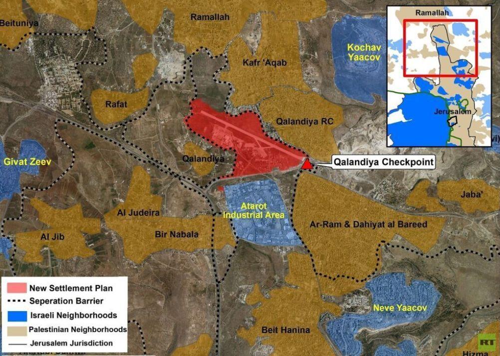 تقرير: الخطة الاستيطانية الجديدة في القدس الشرقية تتناقض مع