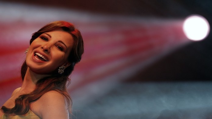Nancy Ajram heads for acting for the first time